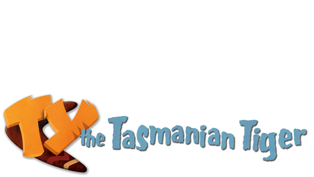 TY the Tasmanian Tiger logo