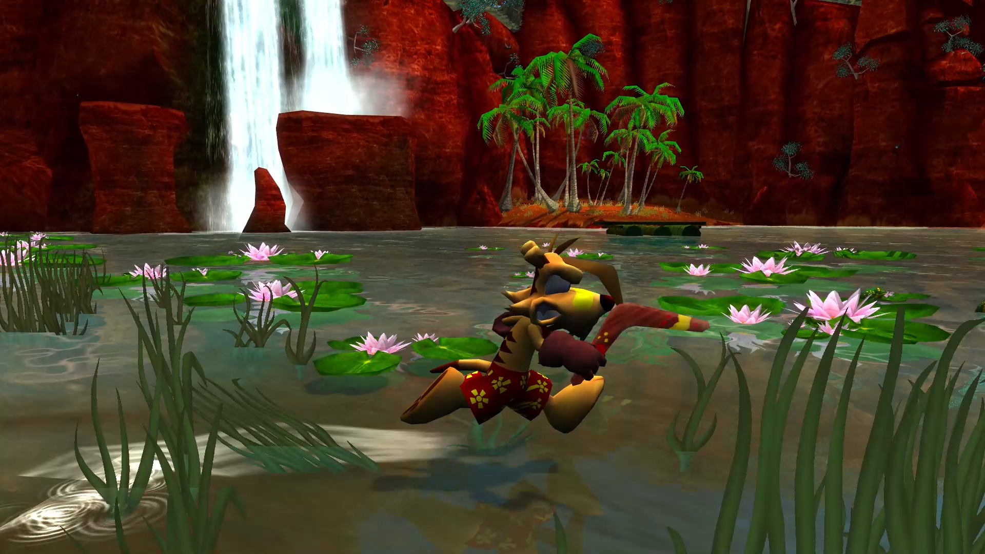 TY the Tasmanian Tiger Screenshot 1