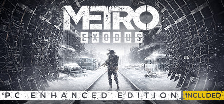 Metro Exodus Cover art Steam Wide