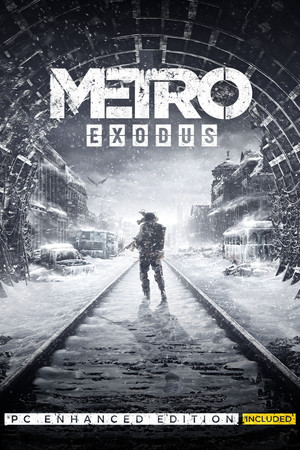 Metro Exodus poster image on Steam Backlog