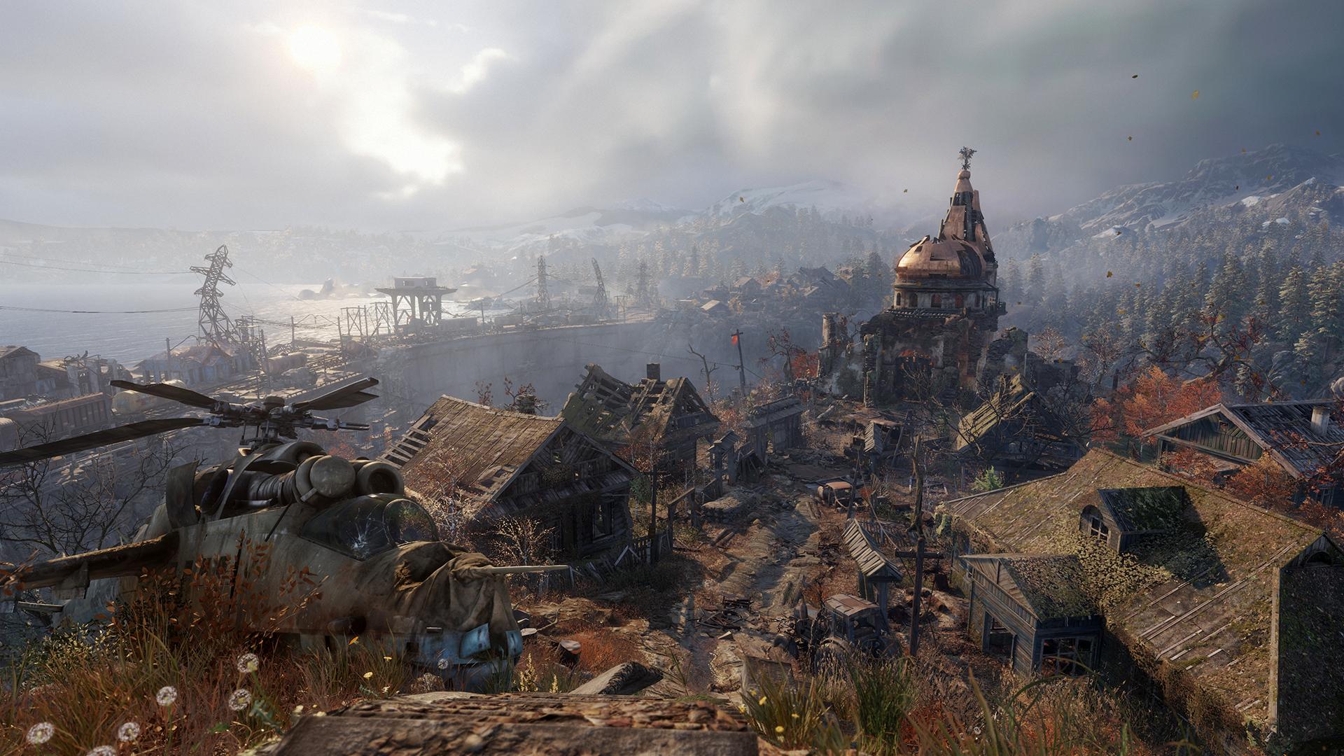Metro: Exodus Gold Edition (Deep Silver) (RUS|ENG|MULTi) [SteamRip] vano_next