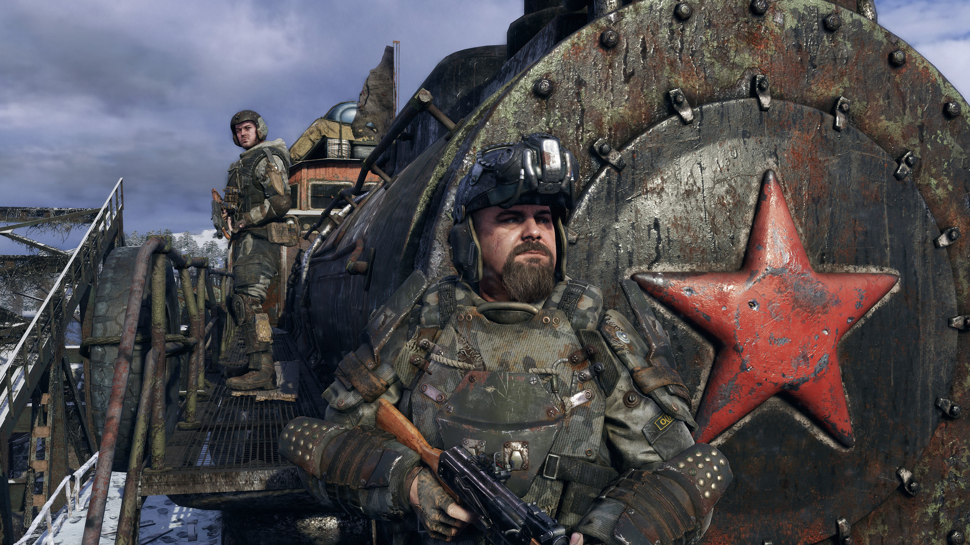 Metro: Exodus (RUS|ENG|MULTI14) [Repack] от R.G. Механики