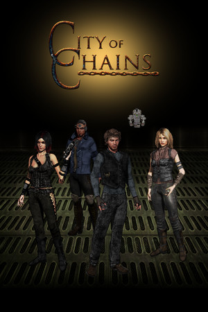 City of Chains poster image on Steam Backlog