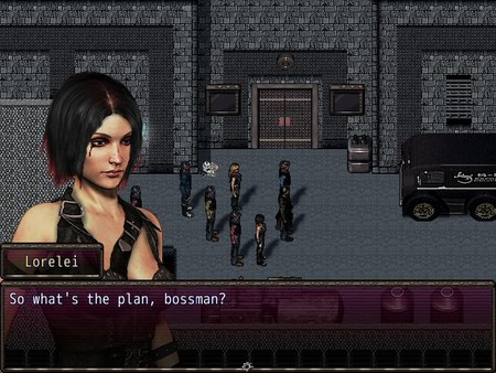 Screenshot of City of Chains