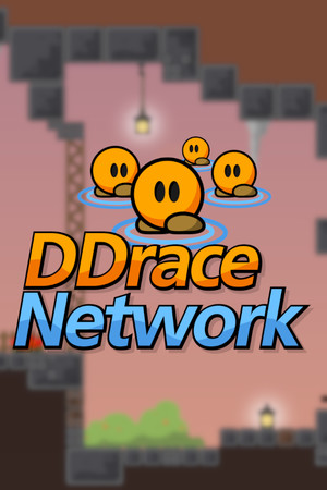 DDraceNetwork poster image on Steam Backlog