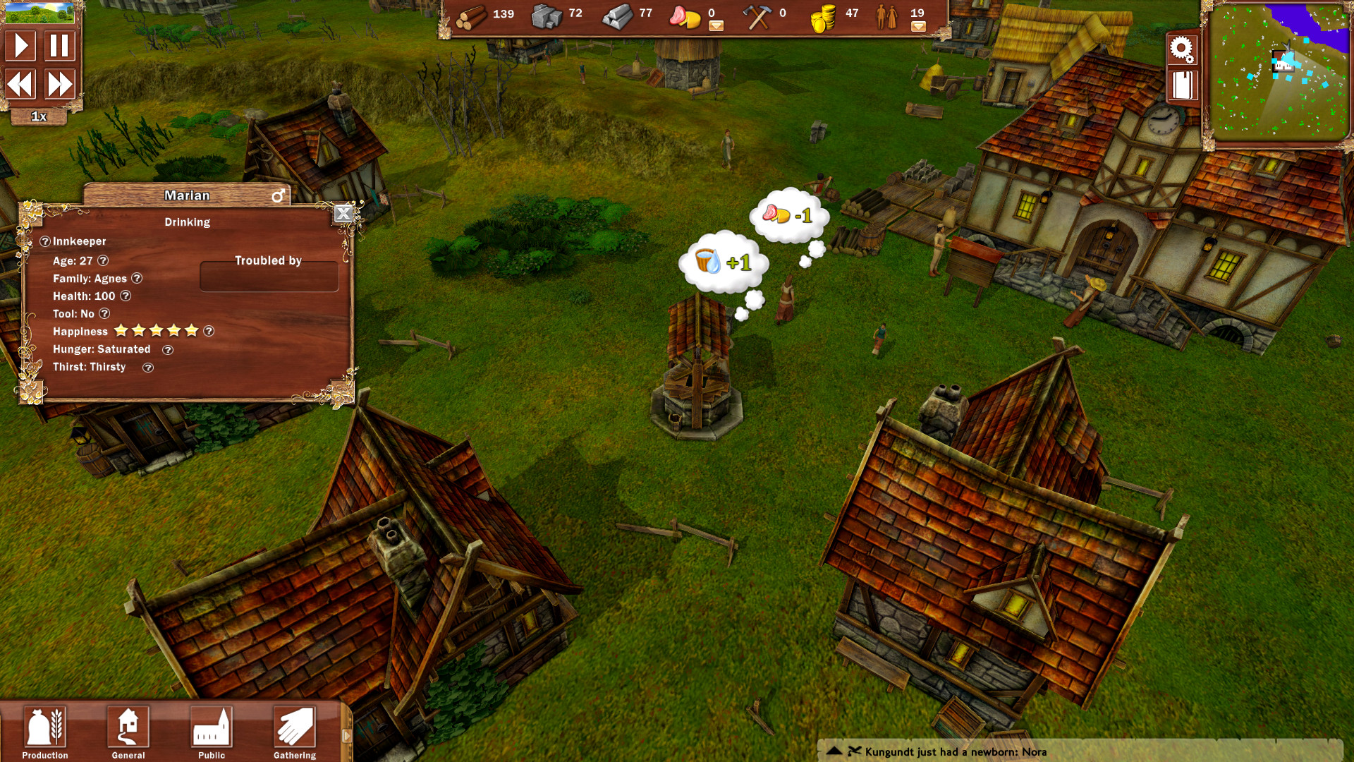 Villagers Screenshot 2