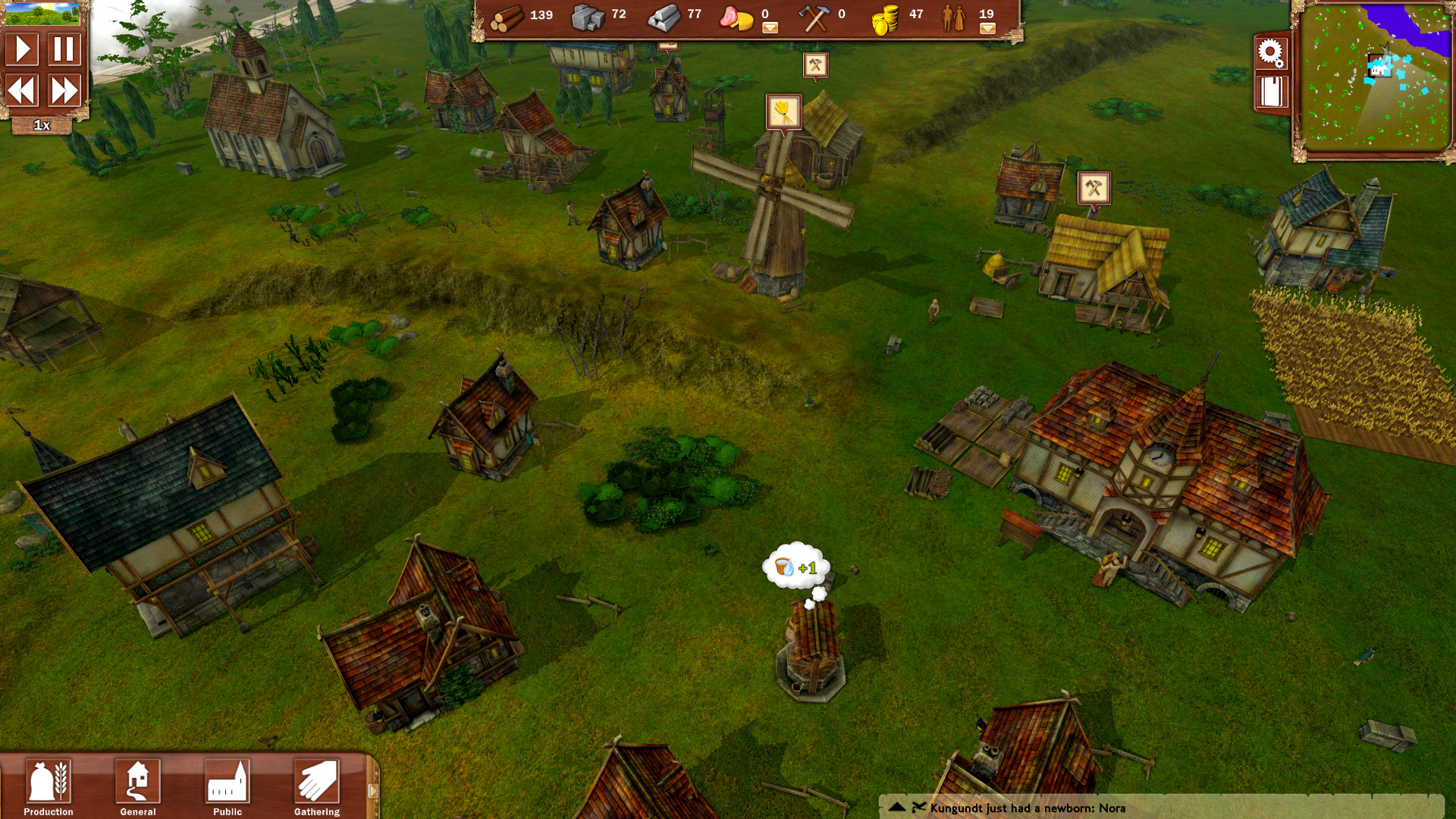 Villagers Screenshot 3