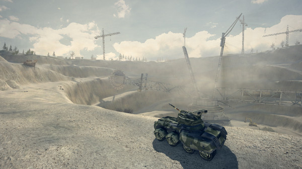 Metal War Online: Retribution