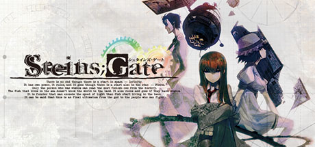 STEINS;GATE Cover Image