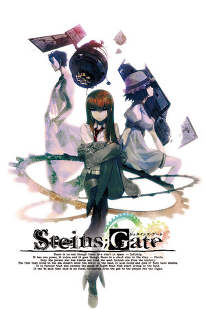 STEINS;GATE poster image on Steam Backlog