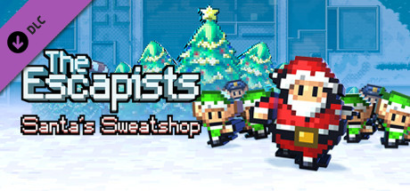 The Escapists - Santa's Sweatshop on Steam