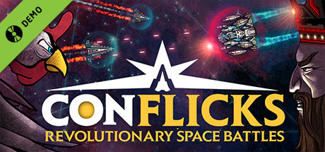 Conflicks - Revolutionary Space Battles Demo on Steam