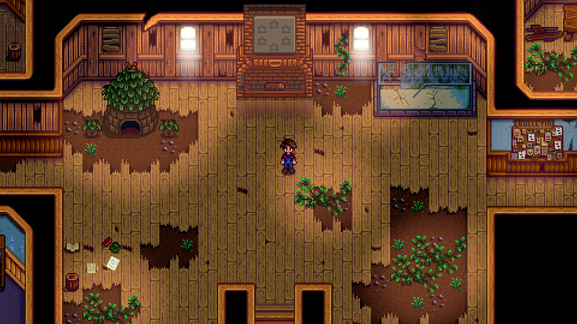 lightning stardew valley