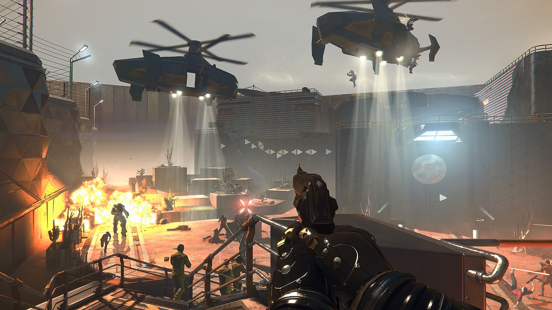 Deus Ex Mankind Divided A Criminal Past Screeshot1