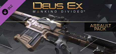 Deus Ex: Mankind Divided DLC Assault Pack