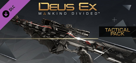 View Deus Ex: Mankind Divided™ DLC - Tactical Pack on IsThereAnyDeal