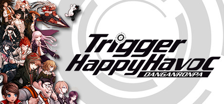 Danganronpa: Trigger Happy Havoc cover art