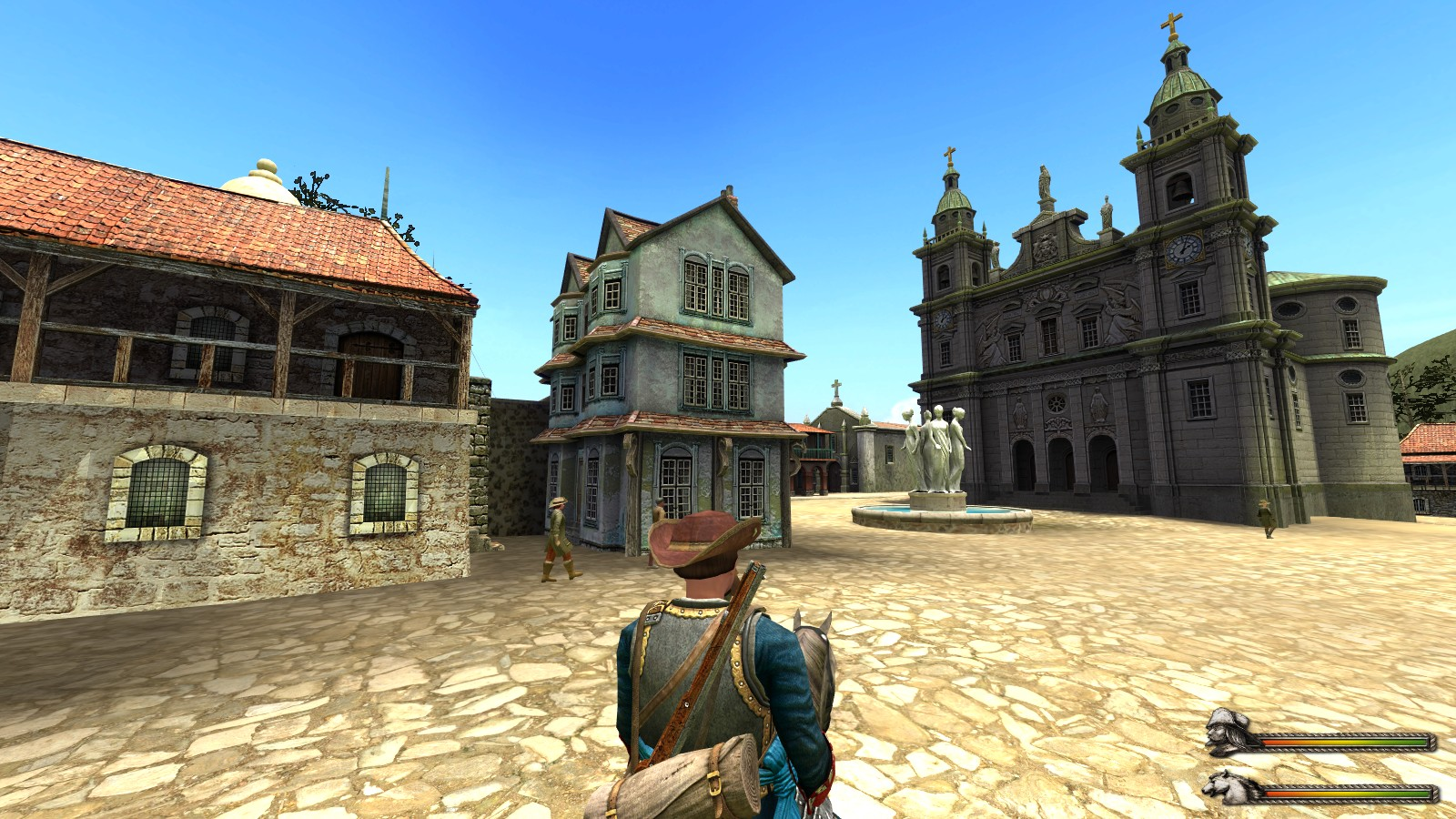 Blood & Gold: Caribbean! screenshot 2