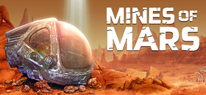 Mines of Mars cover art