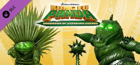 Kung Fu Panda: Jombie Porcupine and Jombie Master Croc on Steam