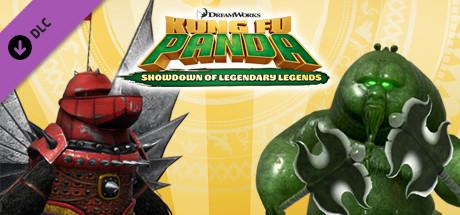 Kung Fu Panda: Rhino Armor Li and Jombie Master Bear on Steam