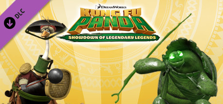 Kung Fu Panda: Armored Mr. Ping and Jombie Oogway on Steam
