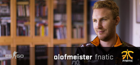 CS:GO Player Profiles: olofmeister - fnatic on Steam