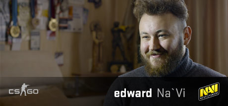 CS:GO Player Profiles: Edward - Na'Vi on Steam