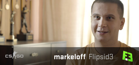 CS:GO Player Profiles: markeloff - Flipsid3 on Steam