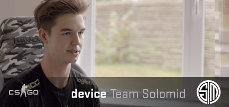 CS:GO Player Profiles: device - Team SoloMid on Steam