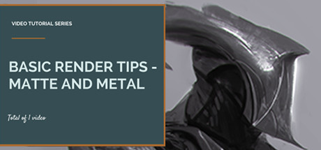 Robotpencil Presents: Basic Render Tips - Matte and Metal on Steam