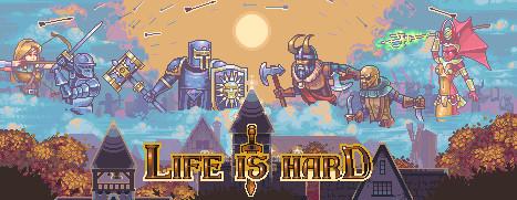 Life is Hard - 生活是艰难的