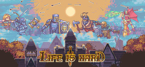 Life is Hard cover art