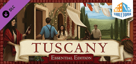 Tabletopia - Tuscany: Essential Edition