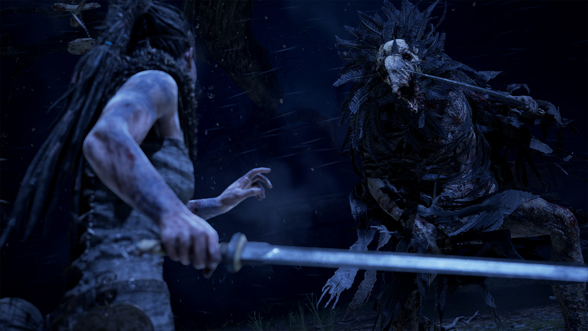 Hellblade: Senua's Sacrifice on Steam