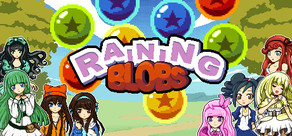 Raining Blobs cover art