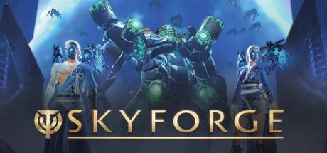 Skyforge - The Mechanoid War: Трейлер релиза на PS4