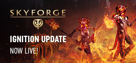 Skyforge on Steam