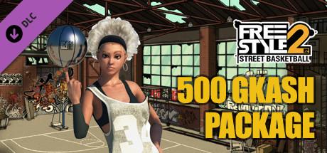 500Gkash Package on Steam