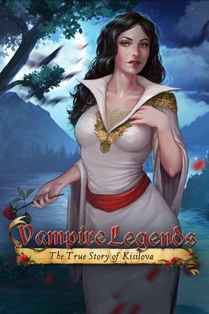 Vampire Legends: The True Story of Kisilova poster image on Steam Backlog