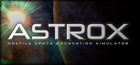Astrox: Hostile Space Excavation Cover Image