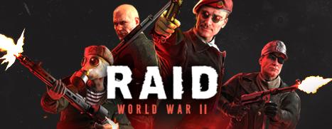 RAID: World War II - 突击:二战