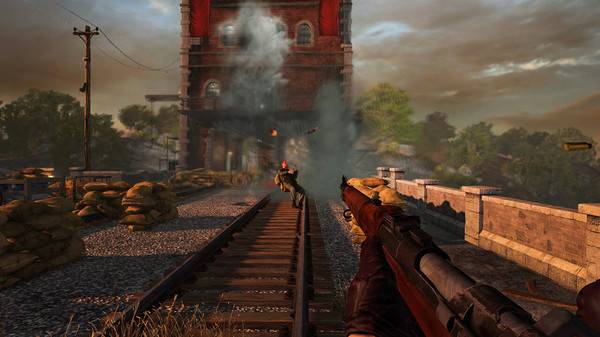 RAID: World War II Screenshot 2
