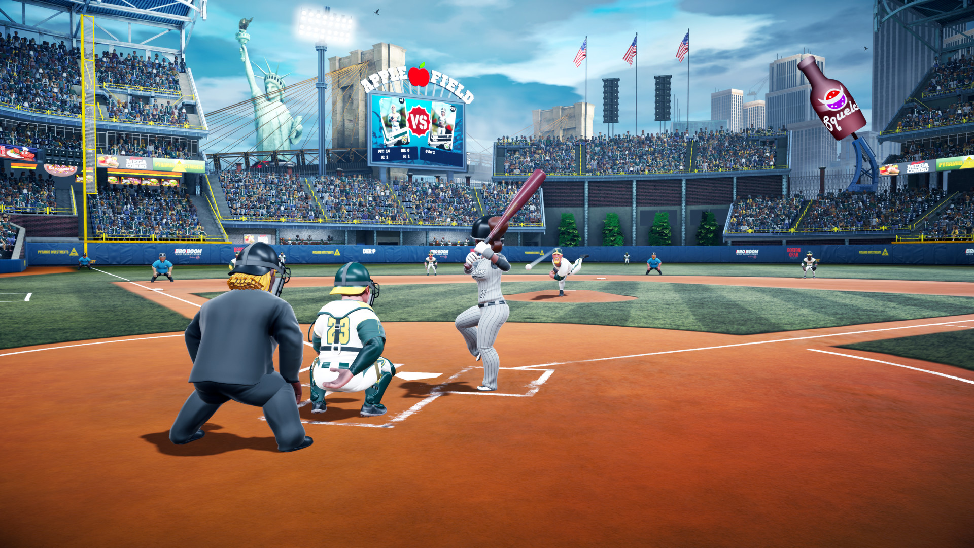 steam で 40 オフ super mega baseball 2