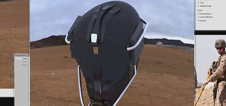 Robotpencil Presents: The Soldier: Using Keyshot on Steam