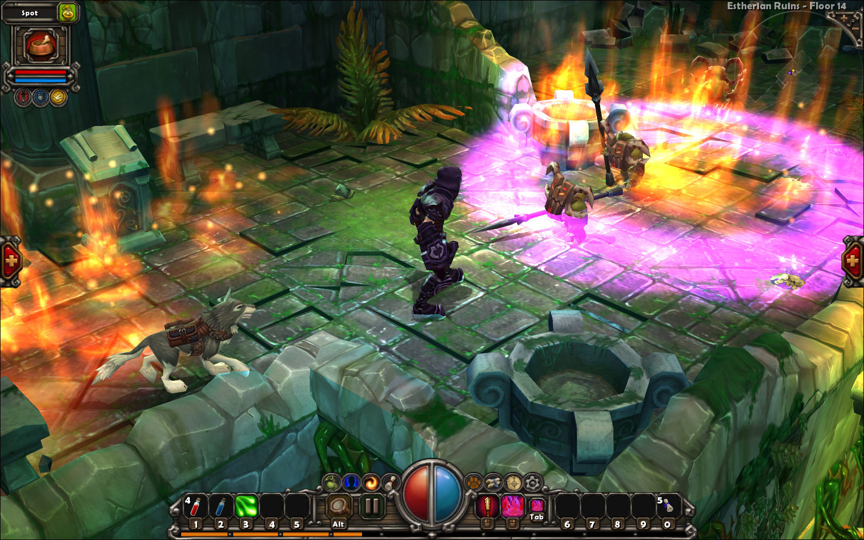 Find the best laptop for Torchlight