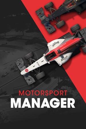 Motorsport Manager poster image on Steam Backlog