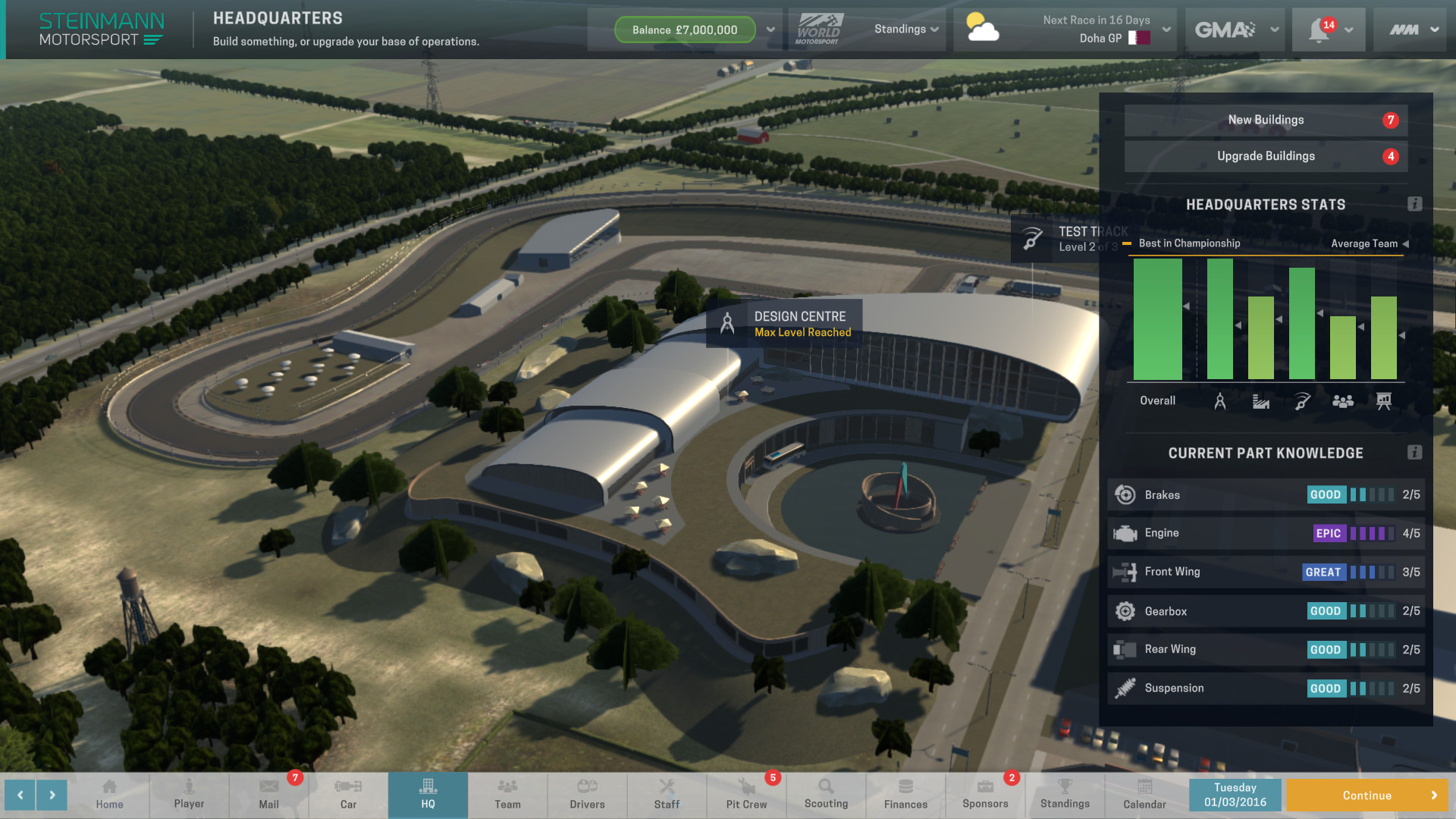 Motorsport Manager On Steam Street Circuit City Speed Race Android Apps Google Play