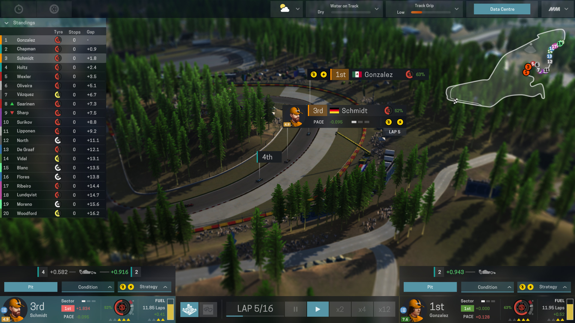 Motorsport Manager On Steam Changing Circuits Engineering Games Play Free About