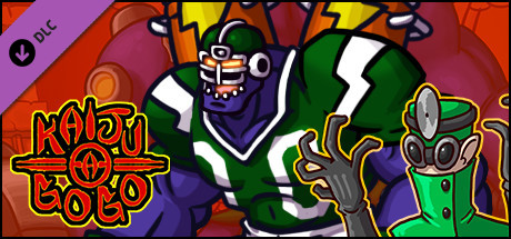 Kaiju-A-GoGo: Quarterback Gordon Skin on Steam